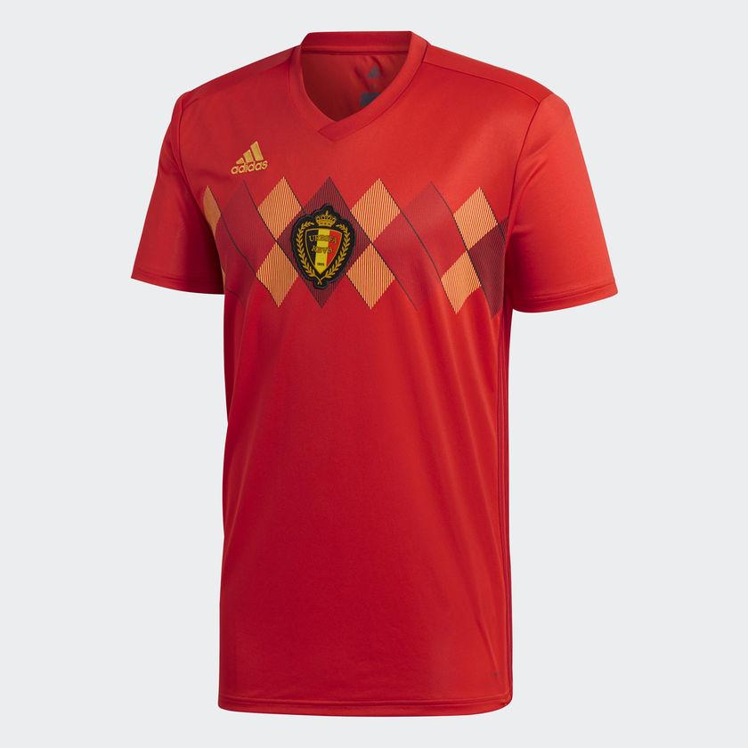 Belgium Home F