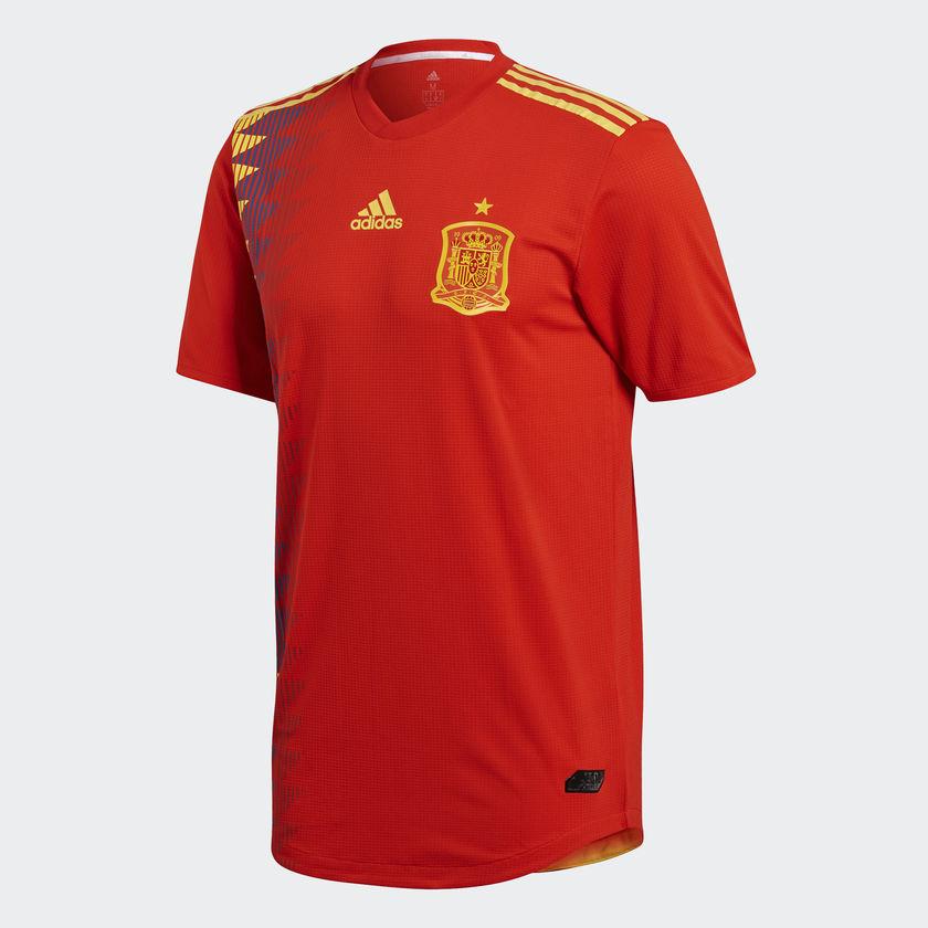 Spain Home F