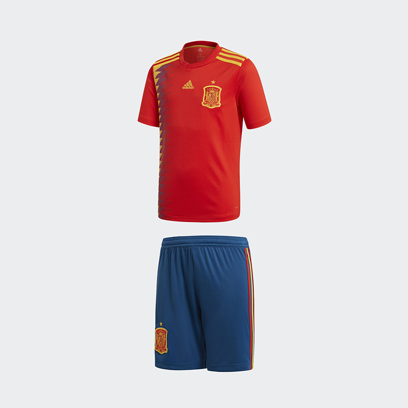 Spain front